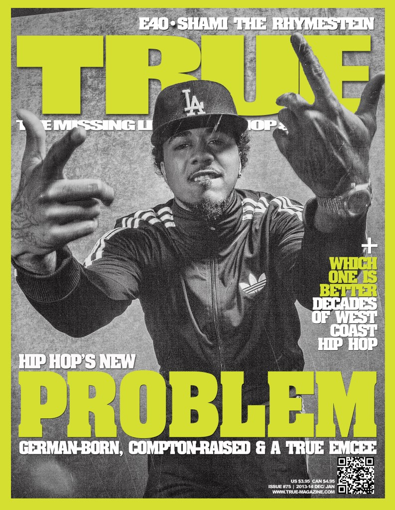 TRUE Magazine Straight West Coastin 75