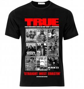 TRUE History Edition _Stright West Coastin