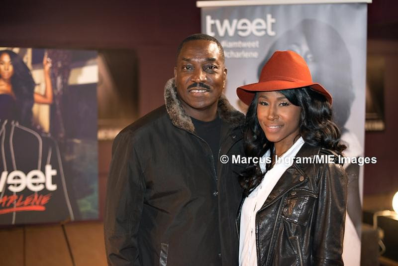 Clifton Powell & Tweet
