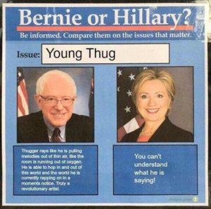 young-thug-bernie-hillary-meme